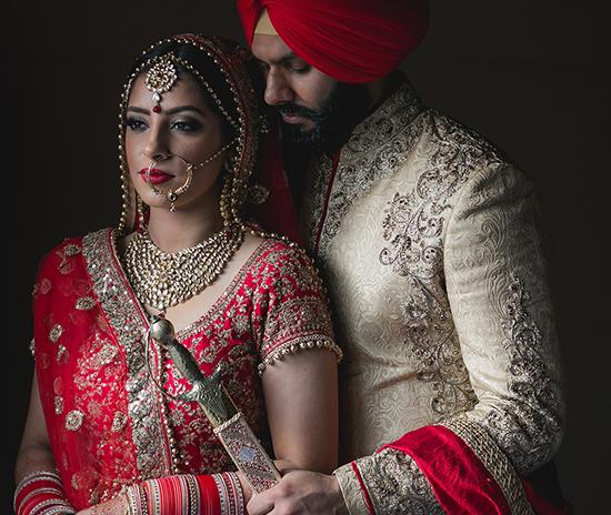 Sikh Wedding Photography | Punjabi Wedding Photographers London
